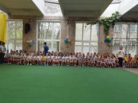 Городская спартакиада «Первые шаги в футболе». Второй этап от 12.04.2018