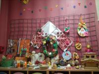 """Выставка совместного творчества детей и родителей """"Светлый праздник-Пасха"""""""