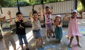 Конкурс рисунков на асфальте «Мой любимый Крым!»